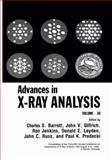 Advances in X-Ray Analysis, Charles S. Barrett, 0306426900
