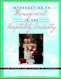 Introduction to Management in the Hospitality Industry : And NRAEF Student Workbook Package, Powers, Tom and Powers, Jo Marie, 0471216909