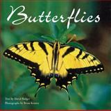 Butterflies, David Badger, 0785826904
