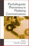 Psycholinguistic Phenomena in Marketing Communications 9780805856903