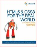 HTML5 and CSS3 in the Real World, Weyl, Estelle and Lazaris, Louis, 0980846900