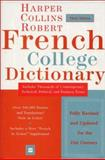 French College Dictionary, HarperCollins Publishers Ltd. Staff, 0060956909