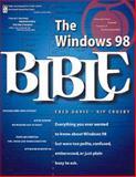 The Windows 98 Bible, Davis, Fred and Crosby, Kip, 0201696908