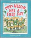 Miss Nelson Has a Field Day, Harry Allard, 0395366909
