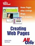 Sams Teach Yourself Creating Web Pages All in One, Matt Brown and Preston Gralla, 0672326906