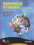 Business Studies for A Level, Marcouse, Ian and Surridge, Malcolm, 0340966904