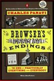 The Browser's Book of Endings, Charles Panati, 014028690X