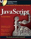 JavaScript, Danny Goodman and Michael Morrison, 0470526912