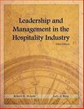 Leadership and Management in the Hospitality Industry with Answer Sheet (EI), Woods, Robert H. and King, Judy Z., 0133076911