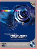 FreeHand 8 Authorized, Macromedia, Inc. Staff, 0201696916