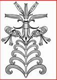 Art Nouveau Floral Designs, Marty Noble, 0486996913