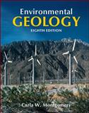 Environmental Geology, Montgomery, Carla W., 0072826916