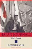 The Japan Journals, Donald Richie, 1880656914