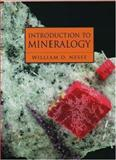 Introduction to Mineralogy, Nesse, William D., 0195106911