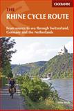The Rhine Cycle Route, Mike Wells, 1852846917