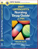 Nursing Drug Guide for PDA 2007, Karch, Amy M., 1582556911