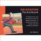 The Delegation Pocketbook, Warner, Jon, 1903776910