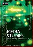 Media Studies Vol. 1 : Media History, Media and Society, , 0702176923
