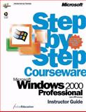 Microsoft Windows 2000 Professional, ActiveEducation Staff, 0735606927