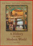 A History of the Modern World, Colton, Joel and Colton, Joel G., 0073106925