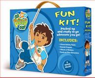 Go Diego Go Fun Kit, Golden Books Staff, 0375846921