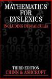 Mathematics for Dyslexics, , 0470026928