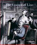 The Essence of Line : French Drawings from Ingres to Degas, Kimberly Schenck, 0271026928