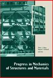 Progress in Mechanics of Structures and Materials, Moss, 0415426928