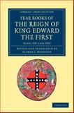 Year Books of the Reign of King Edward the First, , 1108046924