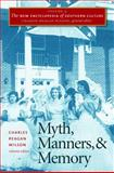 Myth, Manners, and Memory, , 0807856924