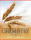 General, Organic, and Biological Chemistry : Structures of Life Plus MasteringChemistry with EText -- Access Card Package, Timberlake, Karen C., 0321966929