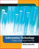 Information Technology Project Management, Schwalbe, Kathy, 0324786921
