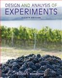 Design and Analysis of Experiments, Douglas C. Montgomery, 1118146921