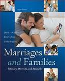 Marriages and Families: Intimacy, Diversity, and Strengths, Olson, David and DeFrain, John, 007802692X