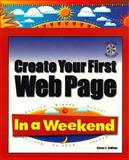 Create Your First Web Page in a Weekend, Steven E. Callihan, 0761506926