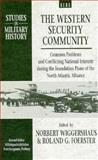 The Western Security Community, 1948-1950 : Common Problems and Conflicting National Interests During the Foundation Phase of the North Atlantic Alliance, , 0854966927