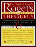 Rogets International Thesaurus, Barbara Ann Kipfer, 0062736930