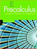 Precalculus : Graphical, Numerical, Algebraic, Waits, Bert K. and Foley, Gregory D., 0321356934