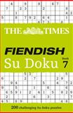 The Times Fiendish Su Doku Book 7, Times Books Staff and HarperCollins UK Staff, 0007516932