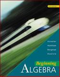 Beginning Algebra, Streeter, James, 0072316934