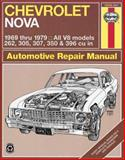 Haynes Chevrolet Nova Owners Workshop Manual, 1969-1979, Haynes, J. H. and Ward, P., 0856966932