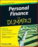 Personal Finance for Dummies, Eric Tyson and Dummies Press Staff, 0470506938