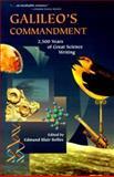 Galileos Commandment, Edmund B. Bolles, 0716736934