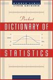 Pocket Dictionary of Statistics 9780072516937