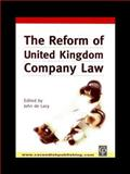 The Reform of United Kingdom Company Law, , 1859416934