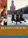 Encyclopedia of Russian History, James R. Millar, 0028656938