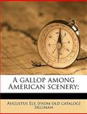 A Gallop among American Scenery;, Augustus Ely Silliman, 1149336935