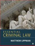 Essential Criminal Law, Lippman, Matthew, 1452276935