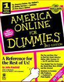 America Online for Dummies, Kaufeld, John, 1568846940