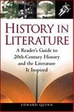 History in Literature, Edward Quinn, 0816046948